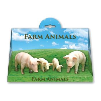 Farm Animals - Pigs