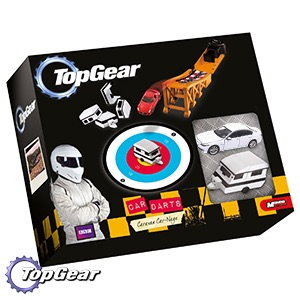 Top Gear Car Darts