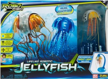Robotic Jellyfish