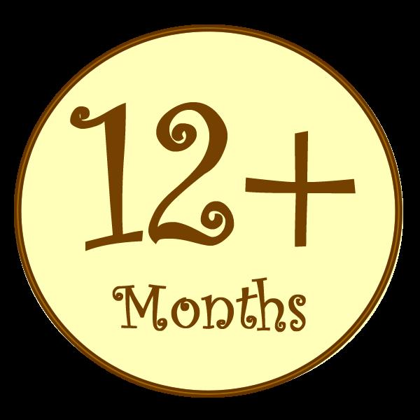 E, 12+ Months