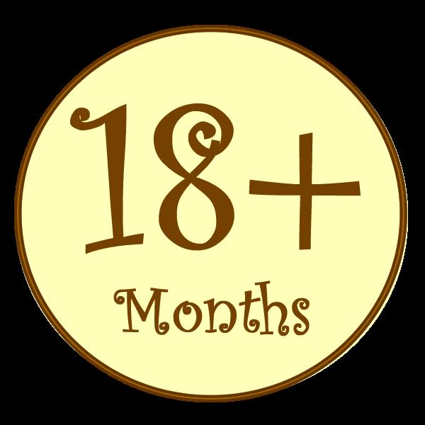 F, 18+ Months