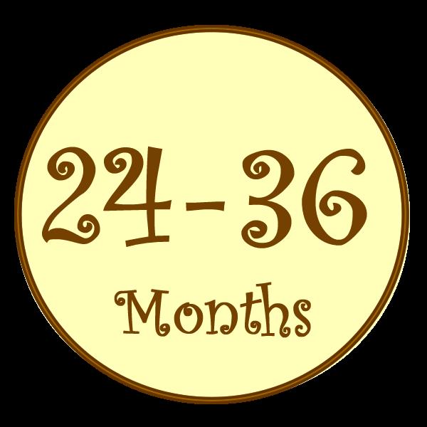 G, 24 - 36 Months