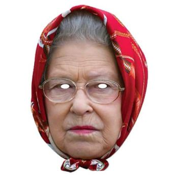 Queen Headscarf - Mask