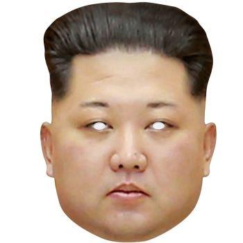 Kim Jong Un - Mask