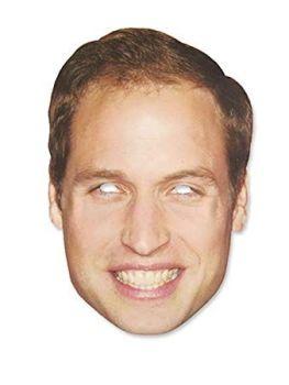 Prince William - Mask