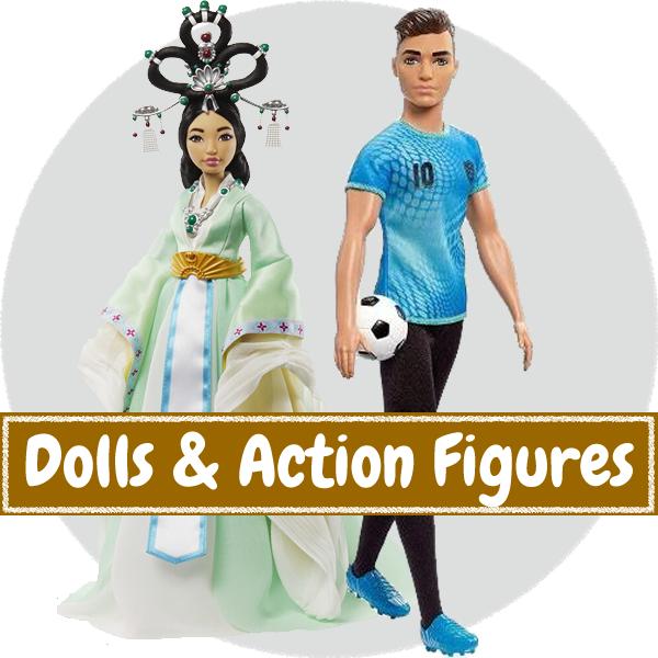 Dolls & Action Figures