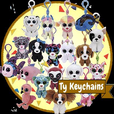 Ty Keychains