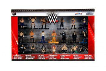 Nano Metalfigs WWE 20 Figure Collector's Set