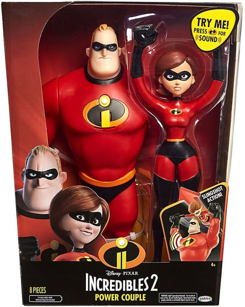 Incredibles 2 Power Couple