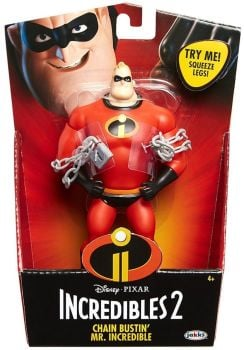 Chain Bustin' Mr. Incredible