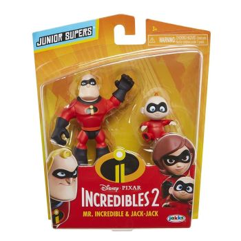Mr. Incredible & Jack Jack - Junior Supers