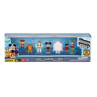 Disney Crossy Road Mini Figurine 7 Pack
