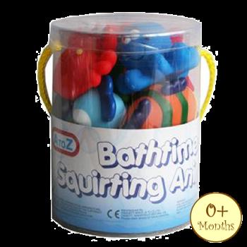 Bathtime Squirting Animals