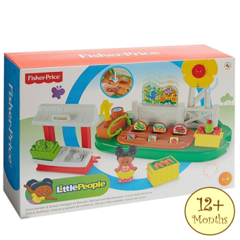 Fisher-Price Little People Farm Garden & Stand