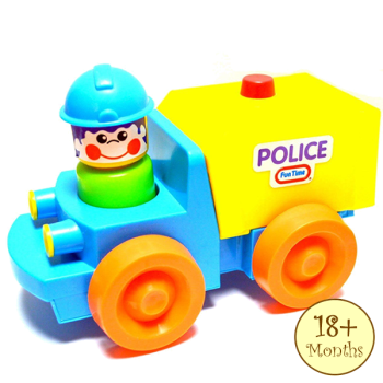 Emergency Truck
