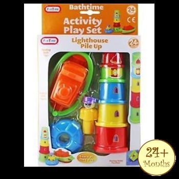 Bathtime Activity Playset