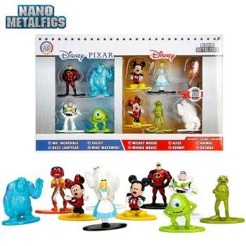 Nano Metalfigs - Disney / Pixar