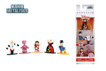 Nano Metalfigs - Disney (5 Pack)