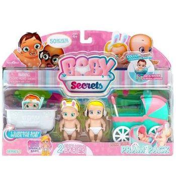 Baby Secrets - Pram Pack