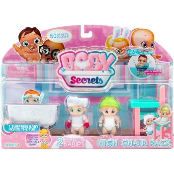 Baby Secrets - High Chair Pack