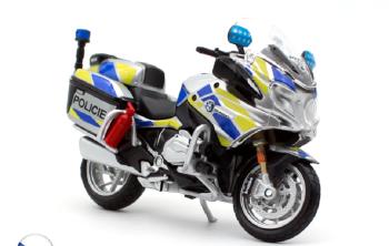 Police Bike - BMW R 1200 RT