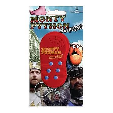 Monty Python in Your Pocket