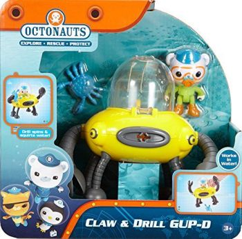 Octonauts Claw & Drill GUP-D