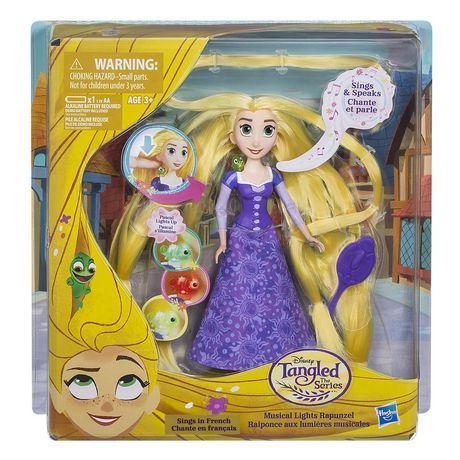 Musical Lights Rapunzel