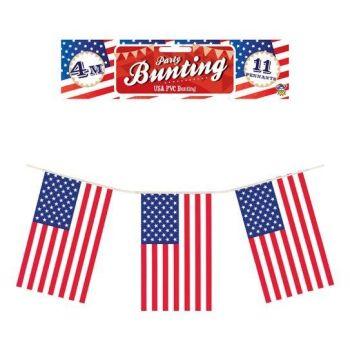 USA PVC Bunting