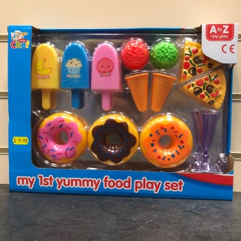 My 1st Yumy Play Food Set