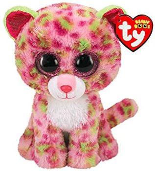 Lainey Pink Leopard