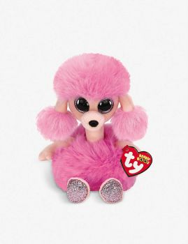 Camilla Pink Poodle