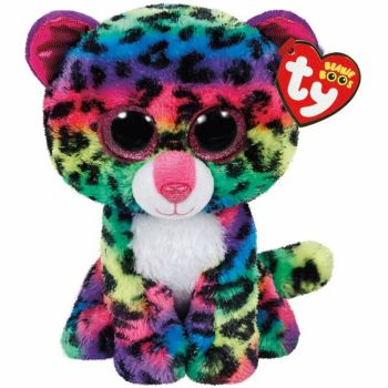 Dotty Colorful Leopard