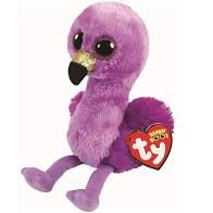 Fifi Purple Flamingo