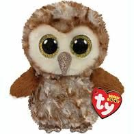 Percy Brown Owl