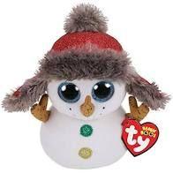 Buttons The Snowman