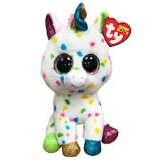Harmonie the Spotted Unicorn Large