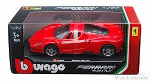 Burago Enzo Ferrari  Race and play  1/24