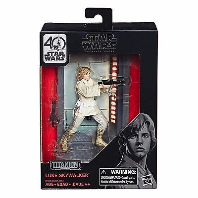 Titanium Series Luke Skywalker - 03