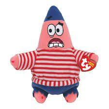 First Mate Patrick - SpongeBob