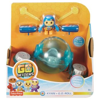 Go Jetters Kyan + G.O. Roll