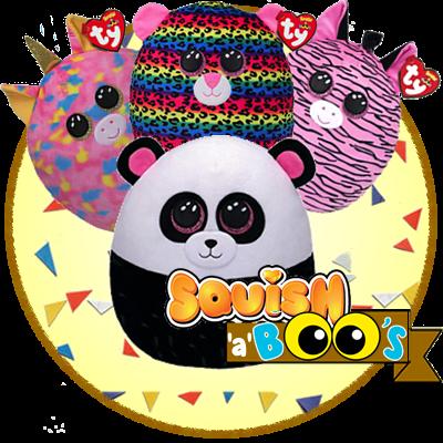 Squish-a-Boo's