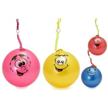 Inflatable Fruity Smelly balls on chain