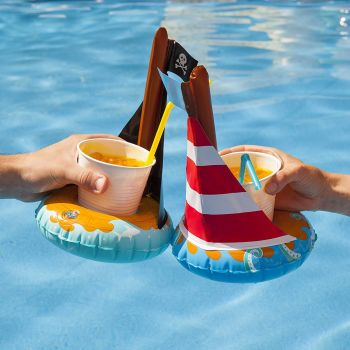 Beverage Boats - Sail Boats