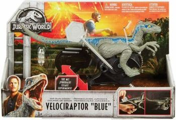 "Jurassic World Velociraptor ""Blue"""