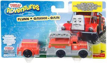 Thomas Adventures Flynn Metal Engine