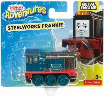 Thomas Adventures Steelworks Frankie Metal Engine