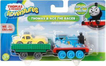 Thomas Adventures Thomas & Ace the Racer Metal Engine