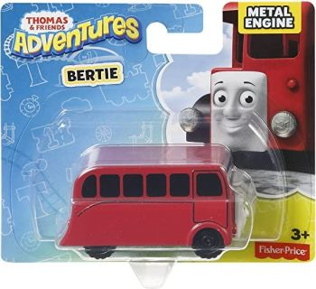 Thomas Adventures Bertie Metal Engine