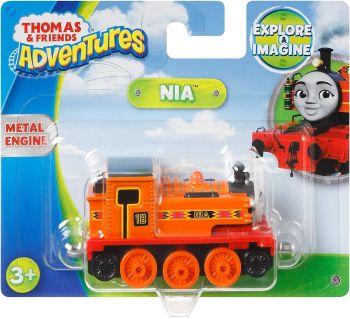 Thomas Adventures Nia Metal Engine
